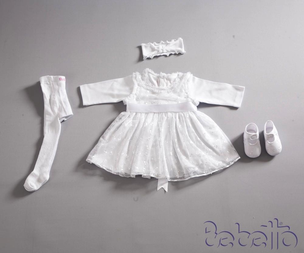Фото одежды для крещения девочки