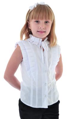 Блузки Детские Для Школы