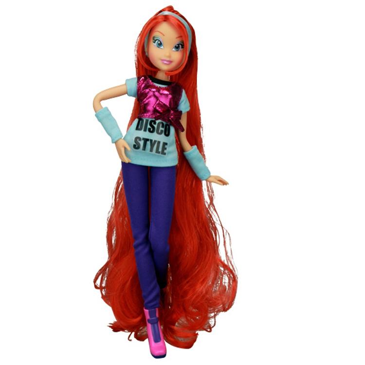 Winx Чарівне волосся Блум